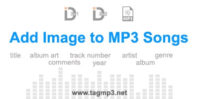 add image to mp3 songs