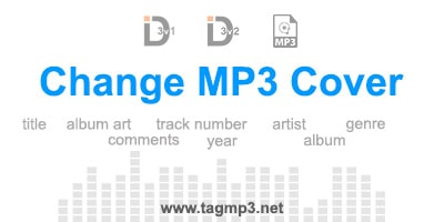 Change Mp3 Cover
