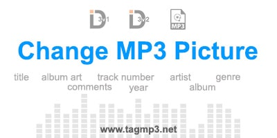 change mp3 picture